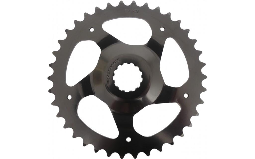 Middenmotor tandwielen
