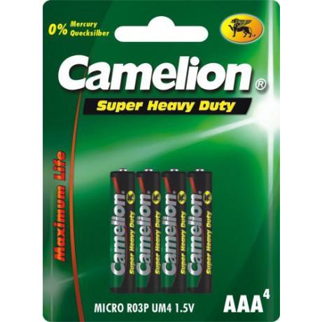 BATTERIE 1.5V 4003/LR-3/AAA CAMELION    (4*)