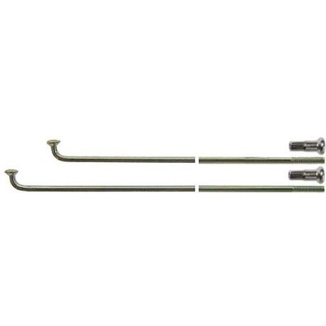 Speichen 288-14 Sapim Leader ø2.00 mm - FG 2,3 - Nirosta (mit Nippels) - 100 stück