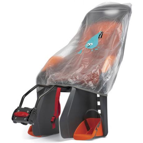 Regenschutz Kindersitz Hinten POLISPORT (Guppy/Bubbly-Maxi - Bilby - Koolah)