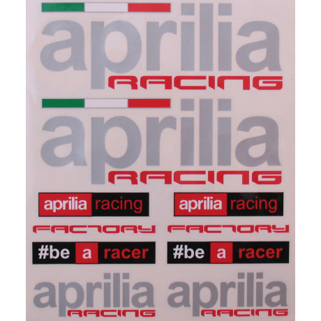 STICKERKIT APRILIA